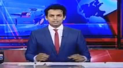 Aaj Shahzaib Khanzada Ke Saath (Fauji Adalaton Ka Mustaqbil) - 28th December 2016