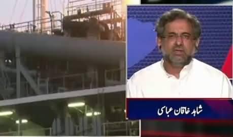 Aaj Shahzaib Khanzada Ke Saath (Govt Deprived of LNG's Income) – 7th September 2015