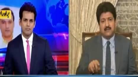 Aaj Shahzaib Khanzada Ke Saath (India Accepts His Agent's Arrest) – 25th March 2016