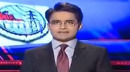 Aaj Shahzaib Khanzada Ke Saath (India Released Two Pakistani Students) - 10th March 2017