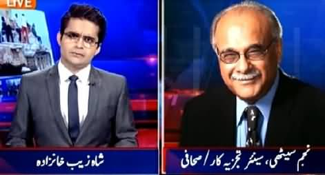 Aaj Shahzaib Khanzada Ke Saath (NA-246, Imran Khan Ya Siraj-ul-Haq) – 13th April 2015