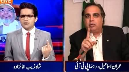 Aaj Shahzaib Khanzada Ke Saath (NA-246, MQM Vs PTI Vs JI) – 16th April 2015