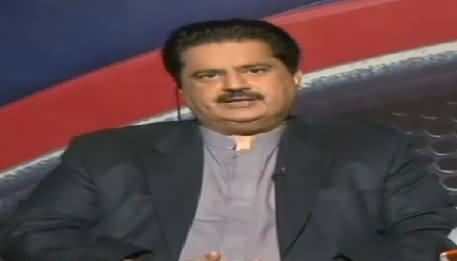 Aaj Shahzaib Khanzada Ke Saath (Nabil Gabol Leaves MQM) – 24th February 2015
