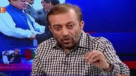 Aaj Shahzaib Khanzada Ke Saath (Nawaz Sharif Ignored MQM in Karachi) – 20th August 2015