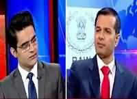 Aaj Shahzaib Khanzada Ke Saath (New Revelation About MQM & RAW) – 12th April 2016