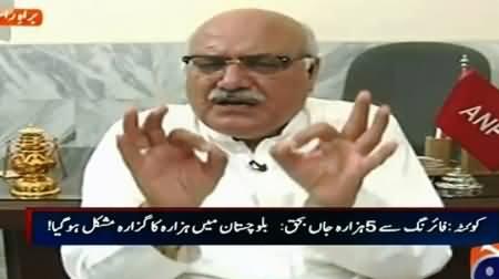 Aaj Shahzaib Khanzada Ke Saath (Opposition Vs PTI Govt in KPK) – 8th June 2015