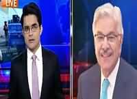Aaj Shahzaib Khanzada Ke Saath (Pak India Relations) – 5th January 2016