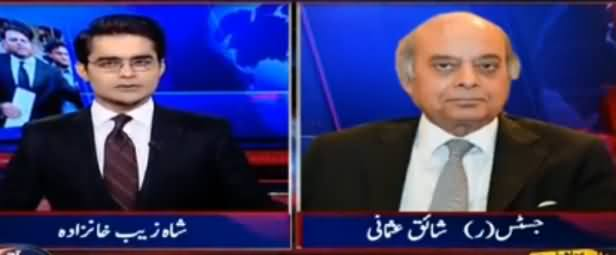 Aaj Shahzaib Khanzada Ke Saath (Panama Case) - 6th January 2017