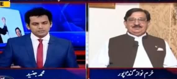 Aaj Shahzaib Khanzada Ke Saath (PAT Will Not Join Raiwind March?) - 15th September 2015