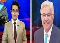 Aaj Shahzaib Khanzada Ke Saath (Pathankot Incident) – 8th January 2016