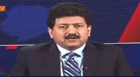 Aaj Shahzaib Khanzada Ke Saath (PMLN Dakhli Jamhoriyat Mein Kamzor) – 22nd February 2016