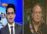 Aaj Shahzaib Khanzada Ke Saath (PMLN Vs PPP) – 28th December 2015
