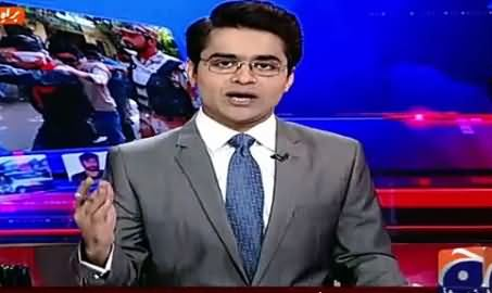 Aaj Shahzaib Khanzada Ke Saath (Some Important Issues) – 11th February 2016