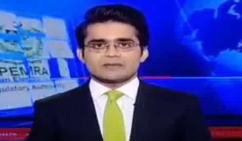 Aaj Shahzaib Khanzada Ke Sath (Kulbhushan & Other Issues) - 15th May 2017