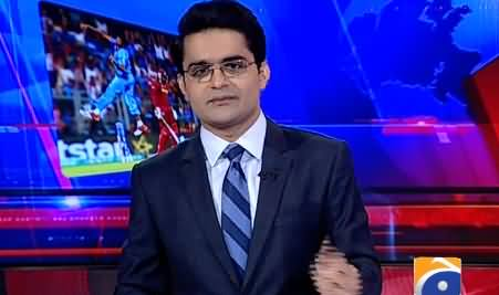 Aaj Shahzeb Khanzada Kay Saath (India Out) - 31st March 2016