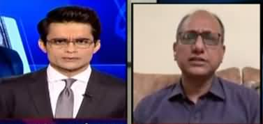 Aaj Shahzeb Khanzada Kay Sath (Asad Umar Warns) - 9th September 2020