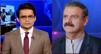 Aaj Shahzeb Khanzada Kay Sath (Asm Bajwa's Response) - 3rd September 2020