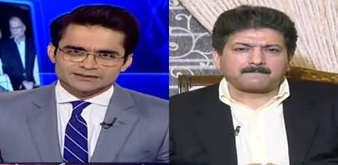 Aaj Shahzeb Khanzada Kay Sath (Azadi March Coming) - 25th October 2019