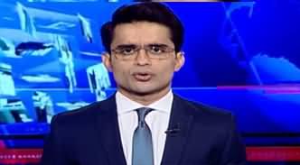 Aaj Shahzeb Khanzada Kay Sath (Corona Cases Increasing) - 27th March 2020