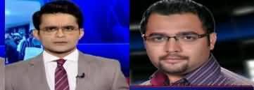 Aaj Shahzeb Khanzada Kay Sath (Coronavirus in Pakistan) - 26th February 2020