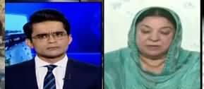 Aaj Shahzeb Khanzada Kay Sath (Coronavirus & Lockdown) - 9th April 2020