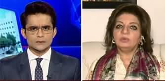 Aaj Shahzeb Khanzada Kay Sath (Deaths Increased in Karachi) - 15th April 2020