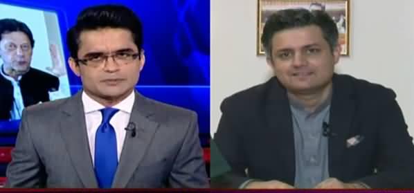 Aaj Shahzeb Khanzada Kay Sath (Debte With Hammad Azhar) - 18th October 2021