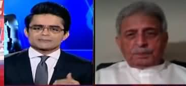 Aaj Shahzeb Khanzada Kay Sath (Differences in PMLN) - 13th August 2021