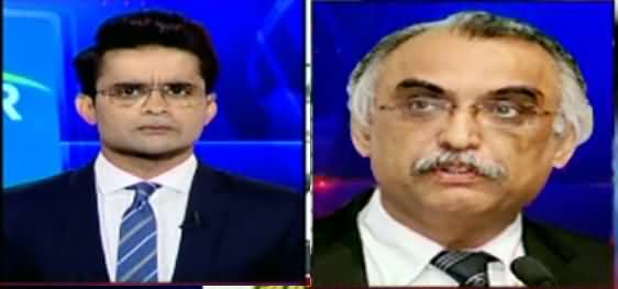 Aaj Shahzeb Khanzada Kay Sath (FBR Actions, Power Projects) - 4th July 2019