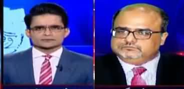 Aaj Shahzeb Khanzada Kay Sath (FIA's Notice to Nadeem Malik) - 5th July 2021