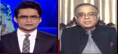 Aaj Shahzeb Khanzada Kay Sath (Hafeez Sheikh Removed) - 30th March 2021