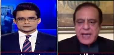 Aaj Shahzeb Khanzada Kay Sath (Horse Trading) - 9th February 2021