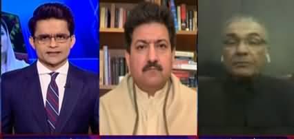 Aaj Shahzeb Khanzada Kay Sath (Imran Khan Vs Opposition) - 18th December 2020