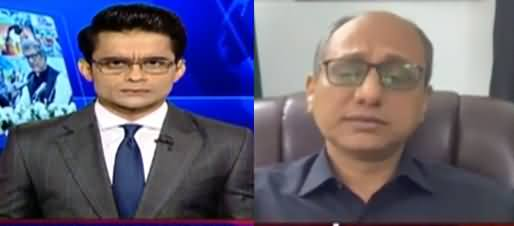Aaj Shahzeb Khanzada Kay Sath (Issues of Karachi) - 19th August 2020