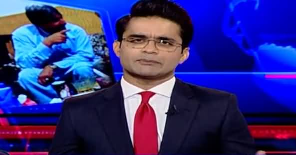 Aaj Shahzeb Khanzada Kay Sath (Judge Arshad Malik Affidavit) - 12th July 2019
