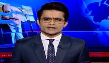 Aaj Shahzeb Khanzada Kay Sath (Judge Arshad Malik Case) - 3rd July 2020