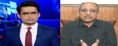Aaj Shahzeb Khanzada Kay Sath (Lockdown in Sindh) - 17th March 2020