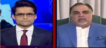 Aaj Shahzeb Khanzada Kay Sath (MQM's Demands) - 25th December 2020