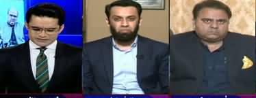 Aaj Shahzeb Khanzada Kay Sath (Nawaz Sharif ECL) - 13th November 2019