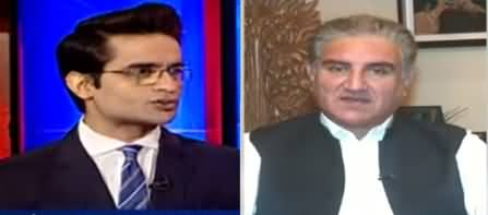 Aaj Shahzeb Khanzada Kay Sath (Parliament Session) - 12th May 2020