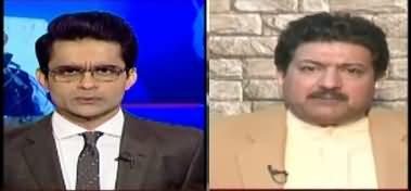Aaj Shahzeb Khanzada Kay Sath (PDM Ke Jalse) - 26th November 2020