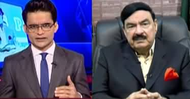 Aaj Shahzeb Khanzada Kay Sath (Politicians Meeting With Army Chief) - 21st September 2020