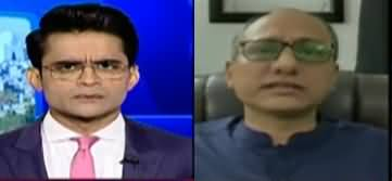 Aaj Shahzeb Khanzada Kay Sath (SC Remarks on Karachi) - 10th August 2020