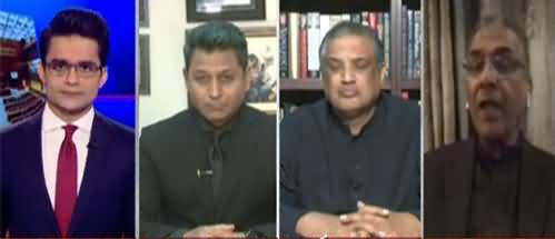 Aaj Shahzeb Khanzada Kay Sath (Senate Election 2021) - 12th February 2021