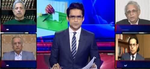 Aaj Shahzeb Khanzada Kay Sath (Senate Election Confusion) - 1st March 2021