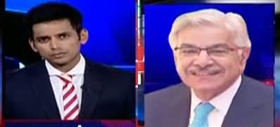 Aaj Shahzeb Khanzada Kay Sath (TTP Se Muzakraat) - 1st October 2021