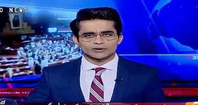 Aaj Shahzeb Khanzada Ke Sath (NA Speaker Elected) - 15th August 2018