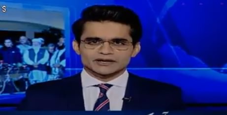 Aaj Shahzeb Khanzada Ke Sath (PTI Vs Opposition) – 2nd August 2018