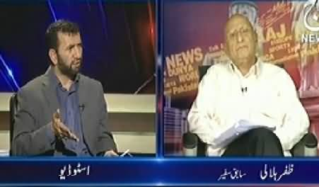 Aaj with Reham Khan (After Afghanistan Now America Towards Syria and Africa) - 29th May 2014