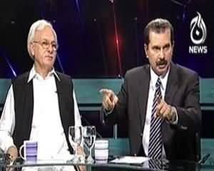 Aaj with Reham Khan (Musharraf Sirf Mulzim, Mujrim Sabit Na Ho Saka) - 7th November 2013